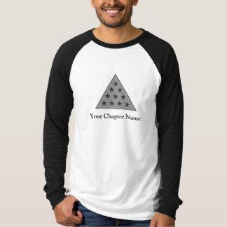 Sigma-PU-Pyramide-Grau T-Shirt