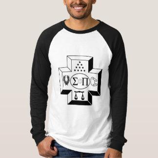 Sigma-PU Querb+W T-Shirt