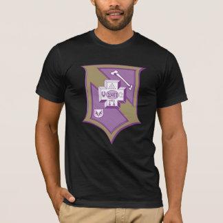 Sigma-PU-Schild 2-Color T-Shirt