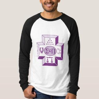 Sigma-PUquerfarbe T-Shirt