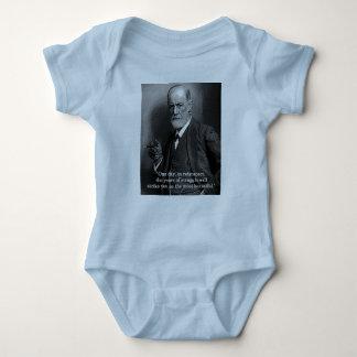 """Sigmund Freud """"ein Tag."""" Baby wachsen - wählen Sie Baby Strampler"""