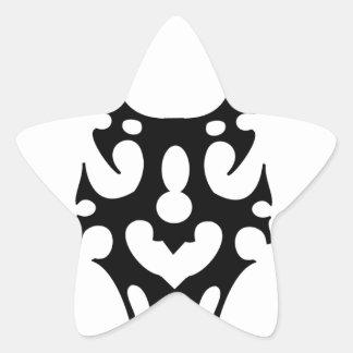 SIGNOS Stern-Aufkleber