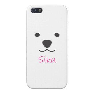 Siku der Eisbär iPhone 5 Schutzhüllen