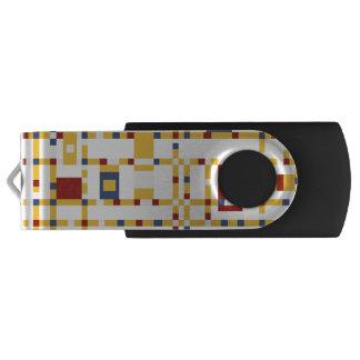Silber, 16 GBs, schwarz USB Stick