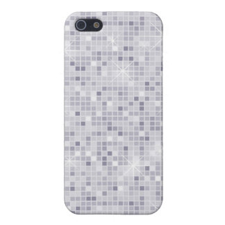 Silberner *Bling Bling* iPhone4 Fall iPhone 5 Cover