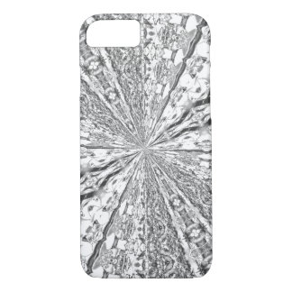 Silberner Entwurf dünner leichter iPhone 7 Fall iPhone 8/7 Hülle