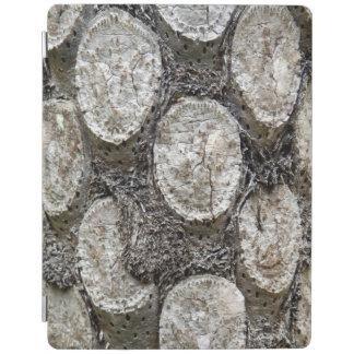 Silberner Farn-Baum iPad Abdeckung iPad Smart Cover