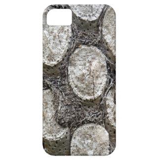Silberner Farn-Baum iPhone Se+Fall 5/5S iPhone 5 Hülle