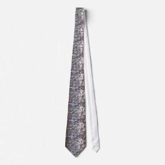 Silberner funkelnder Paillette-Blick Krawatte