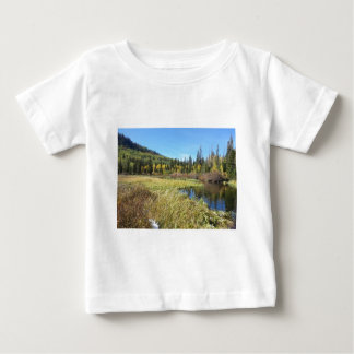 Silberner See - Brighton, Utah Baby T-shirt