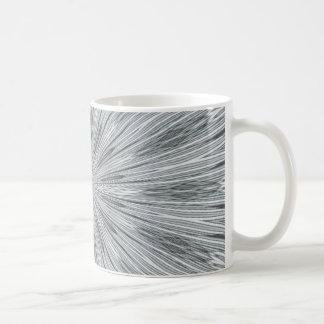 Silberner Strudel Kaffeetasse