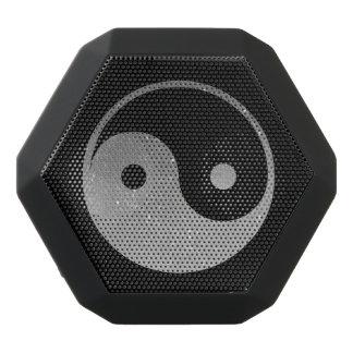 Silberner und schwarzer Yin Yang Boombot REX Schwarze Bluetooth Lautsprecher