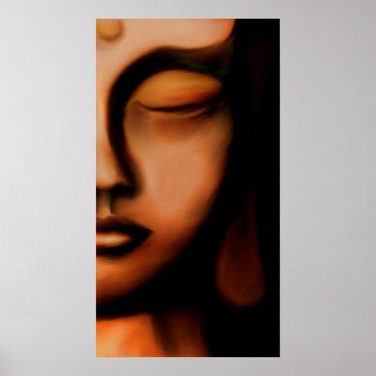 Silence...Budhha Poster