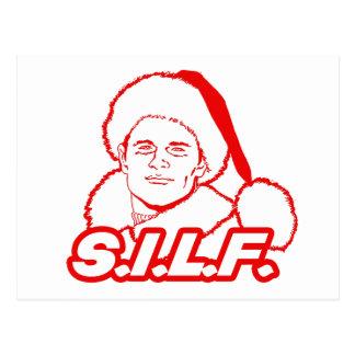 SILF - .png Postkarte