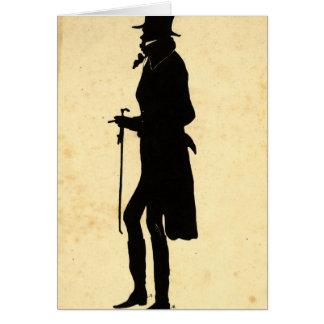 Silhouette 1830 Johns Randolph Karte