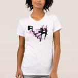 Silhouette-Ballett-T - Shirts und Geschenke