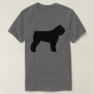 Silhouette Bouvier DES Flandres T-Shirt
