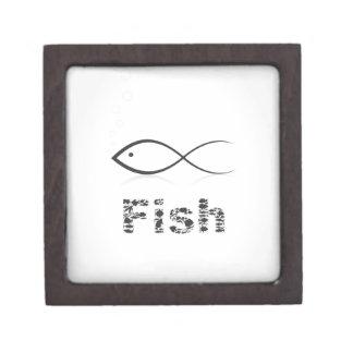 Silhouette fish2 kiste