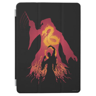 Silhouette Harry Potter | Dumbledore iPad Air Hülle