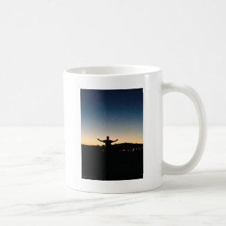 Silhouette Kaffeetasse