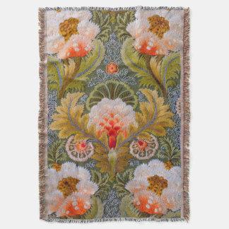 Silk Boho Decke