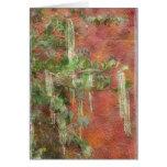 Silk Quasten-Baum - Karte
