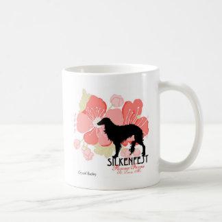 Silkenfest Logo Kristall 2007 Buckey Kaffeetasse