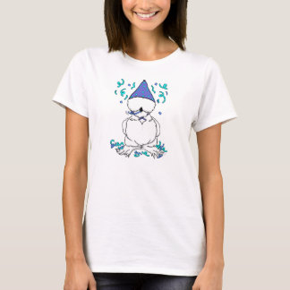 Silkie Party-Zeit T-Shirt
