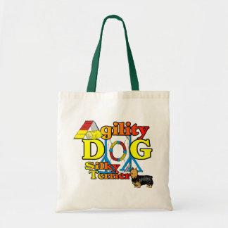 Silky_Terrier_Agility Geschenke Tragetasche