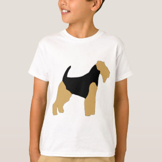 Silo color.png Walisers Terrier T-Shirt