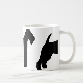 Silo Walisers Terrier Kaffeetasse