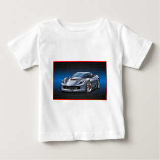 Silver_Z06 Baby T-shirt
