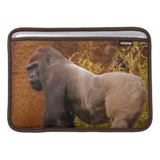 "Silverback-Gorilla-Foto 11"" MacBook Hülse MacBook Sleeve"
