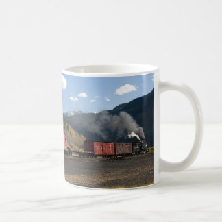 Silverton, Colorado-Zug-Reise-Tasse Kaffeetasse