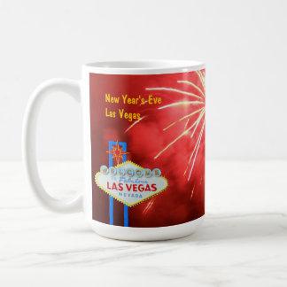 Silvesterabend in Las Vegas Kaffeetasse