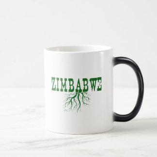 Simbabwe-Wurzeln Verwandlungstasse