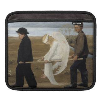 Simbergs verwundete Engel iPad Hülse Sleeve Für iPads
