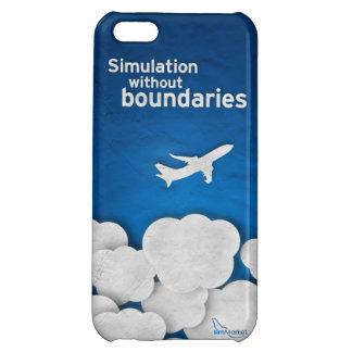 simMarket Paper Sky 1 iPhone 5C Cases