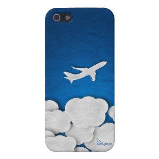 simMarket Papierhimmel 2 iPhone 5 Schutzhüllen