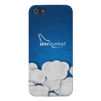 simMarket Papierhimmel 3 Etui Fürs iPhone 5