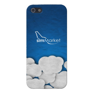 simMarket Papierhimmel 3 Schutzhülle Fürs iPhone 5