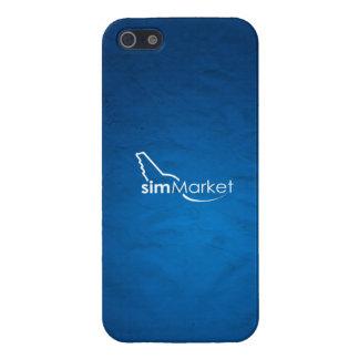 simMarket Papierhimmel 4 iPhone 5 Schutzhüllen