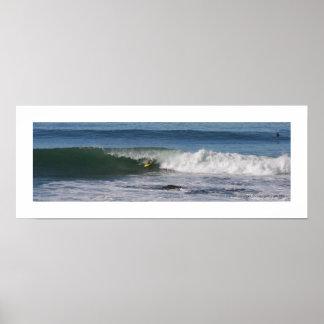 Simmons. Surfen. La Jolla Poster