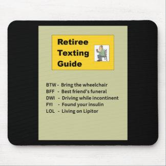 Simsen Sie Führer für Rentner Mauspads
