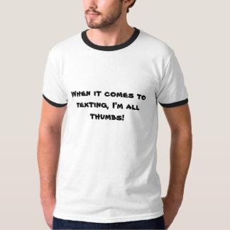 Simsen Sie T-Stück T-Shirt