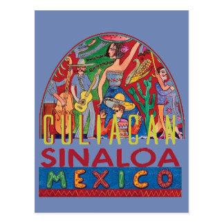 SINALOA Mexiko Postkarte