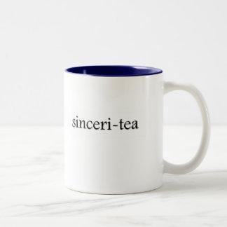 Sinceri-Tee Tee-Schale