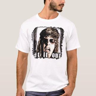 SinCity_Martin_LetItOut_punkIndoor Kopie T-Shirt