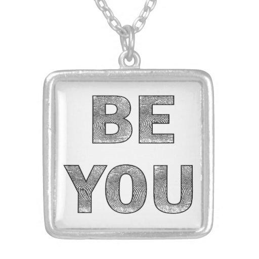 Sind Sie Halskette