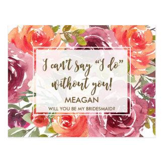 Sind Sie mein Postkarte